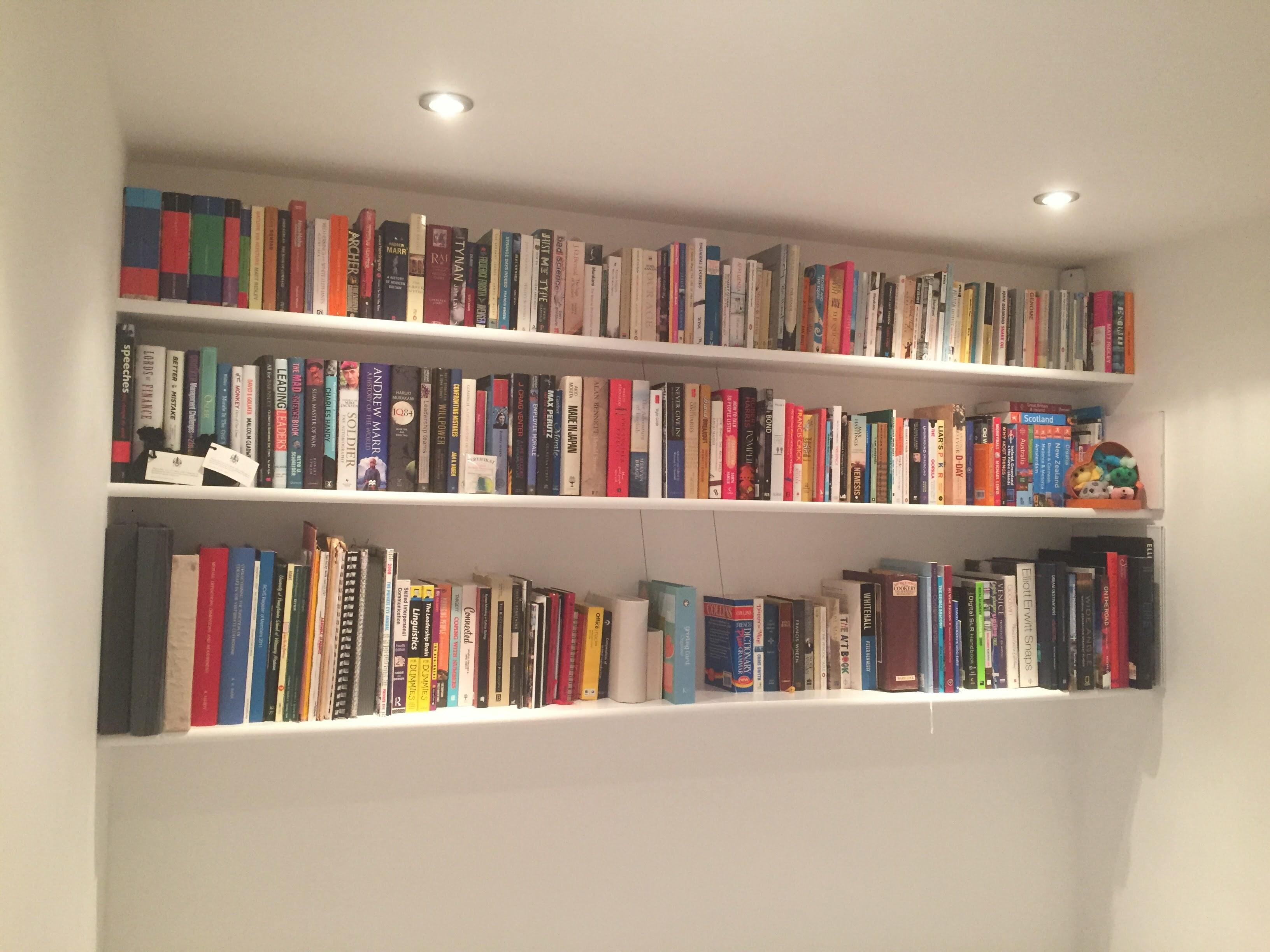 Floating Alcove Shelves For Diy Or Professional Installation Shelfbar